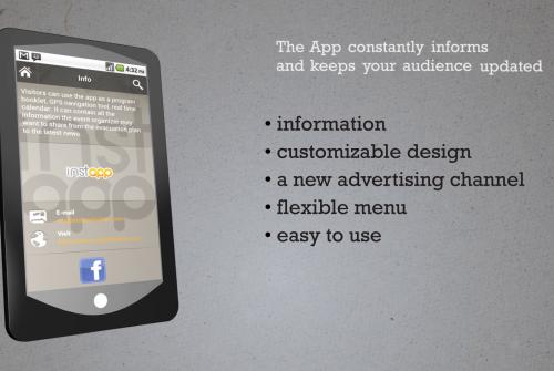 InstApp – videó prezentáció